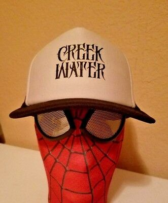 Yelawolf Whiskey Trailer PARK Trucker Hat Cap not Vintage Redneck Creek Water - Redneck Hats