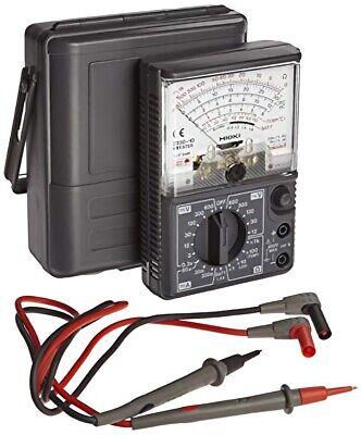 Hioki 3030-10 Analog Multimeter Hitester 600v Ac Tester Meter Japan New