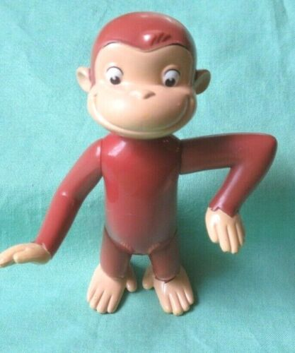 CURIOUS GEORGE Figure  Toy Birthday cake topper