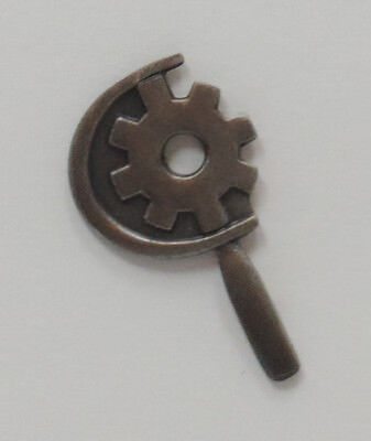U.S. Navy Machinery Repairman, (MR) Ball Cap Pin