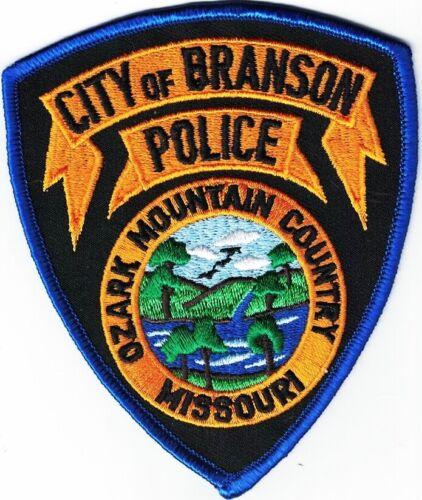 City of Branson Police Missouri MO Patch