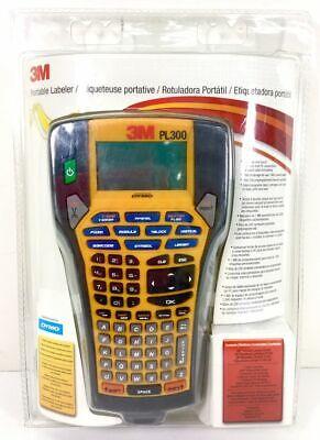 3m Label Printer Maker Dymo Pl300 Portable Labeler - New In Package