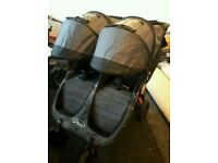 Baby Jogger City Mini GT twin buggy