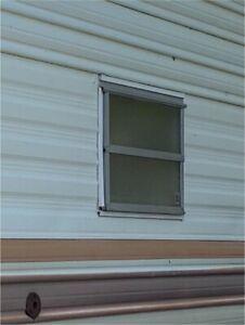 Trailer windows