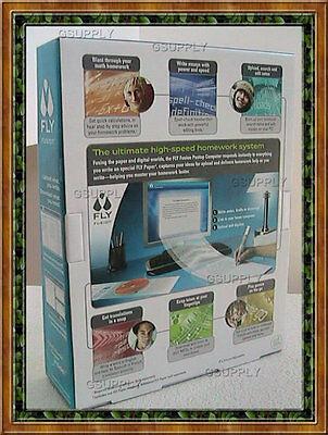 Leapfrog Fly Fusion Pentop Pen Learning Study Homework Computer Sealed
