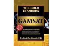 ((( GAMSAT Gold Standard Book + Maths & Science Books - £105 ONLY !! )))