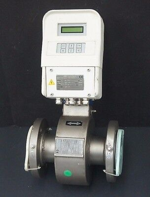 New Master Meter Model Mc 208 Pn Qaz 128 Converter Electromagnetic Flow Meter