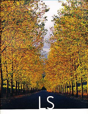 2006 Lexus LS LS430 430 40-page BIG SIZE Original Sales Brochure Book