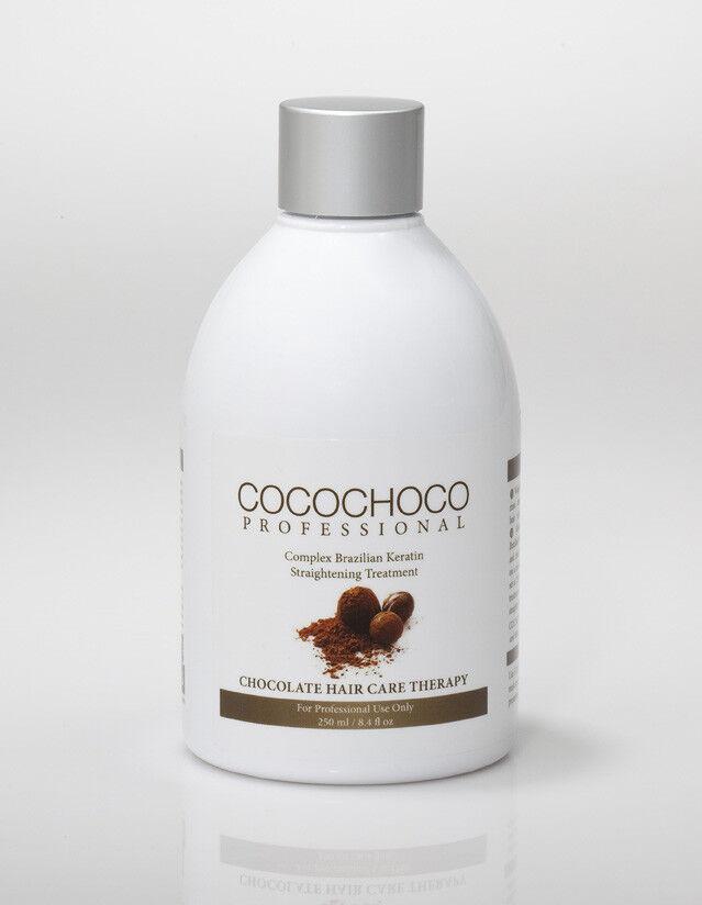17,98€/100ml COCOCHOCO Brazilian Keratin Behandlung ORIGINAL 250 ml Haarglättung