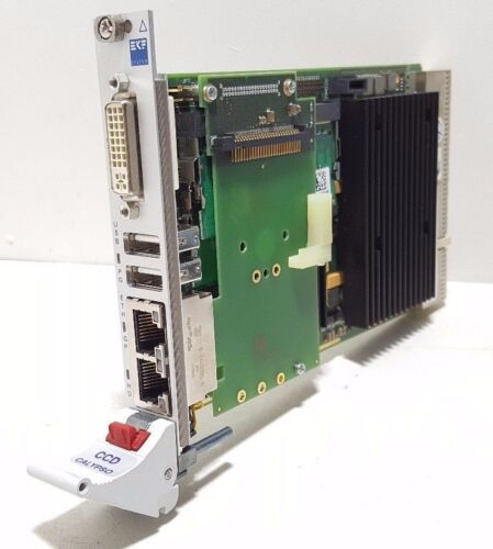 Efk Ccd-3r-calypso Rev 4.01.1e 3u, General Purpose Compactpci Cpu Board
