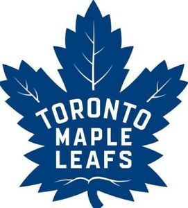 TORONTO MAPLE LEAF GAMES ANA BUFF NYR & OTHERS