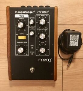 Recherche/Looking for Moog Freqbox MF-107