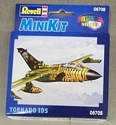 Revell Lockheed Tornado IDS  Fighter Mini Snap Kit 6708 (Aircraft Mini Snap)
