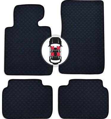 2012 Premium Doppelziernaht Fußmatten für Toyota GT86 ab Bj