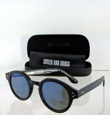 Brand New Authentic CUTLER AND GROSS OF LONDON Sunglasses M : 1291 C : 07 (Brand Of Sunglasses)