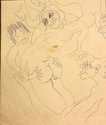 Julian Ritter  What An Ass   Ink On Paper   52