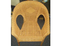 IKEA 'Agen' Bamboo chair - purchased new, never used.