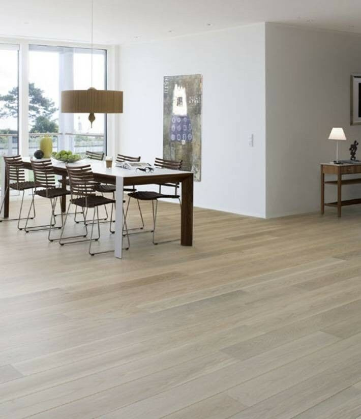 New Junckers Nordic Oak Harmony Ultra Matt Hardwood Flooring