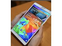 Galaxy Tab S 8.4 wifi and 4g white - mint