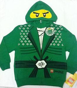 Download image Lego Ninjago Lloyd Green Ninja Costume Hoodie PC