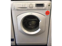 HOTPOINT ULTIMA WASHING MACHINE - 1600 SPIN - 8KG - ECO TECH - WITH GURANTEE - WILL DELIVER