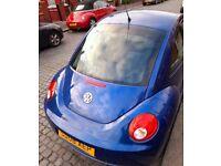 Volkswagen, BEETLE, Hatchback, 2008, Manual, 1595 (cc), 3 doors
