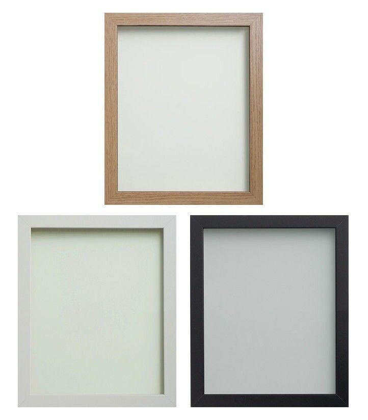 Picture Frame Photo Frame Black White or Beech Picture Photo Poster ...