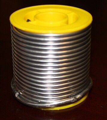 New 400g 3mm 6040 Tin Lead Solder Rosin Flux Wire Roll Soldering New