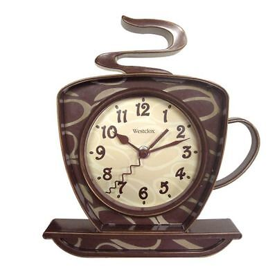 Westclox Coffee Time! Wall Clock 32038
