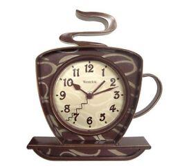 Westclox Coffee Time! Wall Clock 32038
