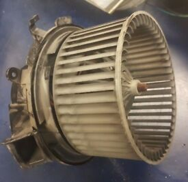 2009 MERCEDES SPRINTER EURO4 W906 309 311 313 2.1 CDI HEATER FAN BLOWER INTERNAL