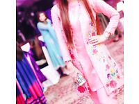 Latest asian dress