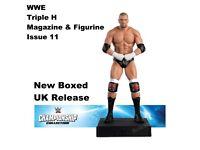 WWE Championship figurine collection WWE Sasha Banks Magazine /& Statue Issue 9