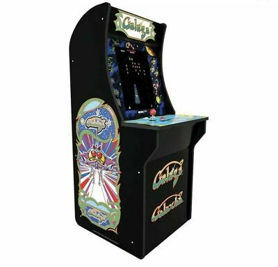 NEW Arcade1up Galaga Galaxian 2 Games In 1 Arcade Machine. Ships same day!
