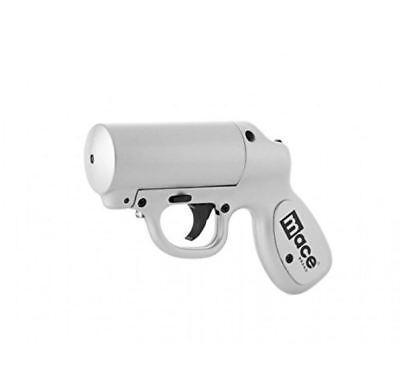 Best Silver Mace Brand Self Defense Police Strength Pepper Spray Gun Strobe (Best Pepper Spray)