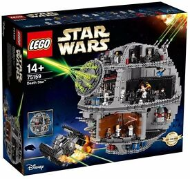 Lego Death Star 75159 rrp £409.99, mint, 100% complete.