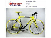 Brand New aluminium 21 speed hybrid road bike ( 1 year warranty + 1 year free service ) 88v