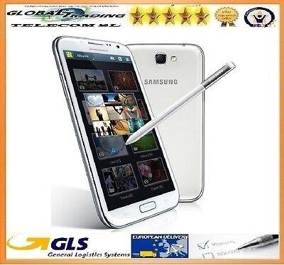 SAMSUNG GALAXY NOTE 2 N7100 ORIGINAL 16GB BLANCO LIBRE NUEVO TELEFONO