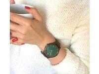 BRAND NEW - Jord SWISS wrist watch