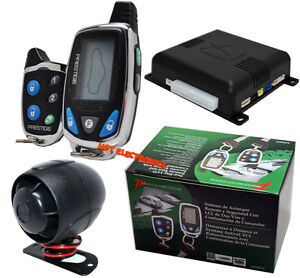 Audiovox Prestige APS997C 2-Way Car Remote Start and Alarm/ Security APS997 NEW