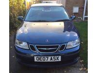 2007 Saab 9-3 1.9 TID 150bhp Turbo Diesel Linear Sport