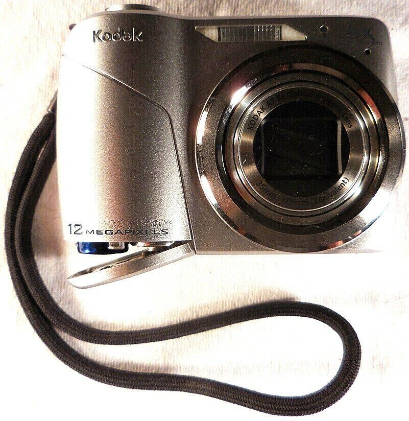 Kodak EasyShare C190 Digital Camera Wrist Strap No Memory Card - $7.95