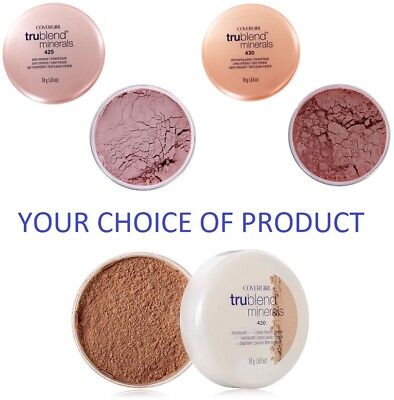 Cover Girl Trublend Loose Powder (CoverGirl TruBlend Minerals Loose Powder Blush 420 425 430 You Choose Product!   )