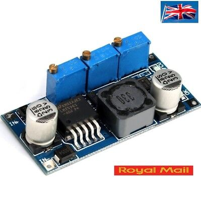 Dc-dc Lm2596 Adjustable Step-down Power Supply Module Cc-cv Led Driver A138