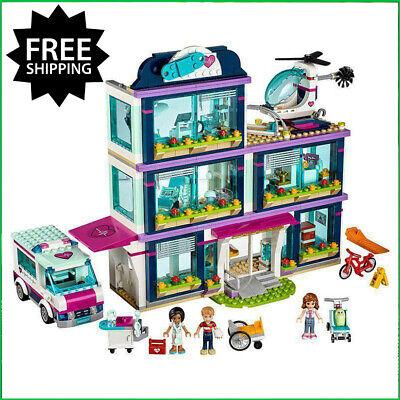NEW 2019 Friends Heartlake Hospital Set 41318 Building Block Girl Gifts