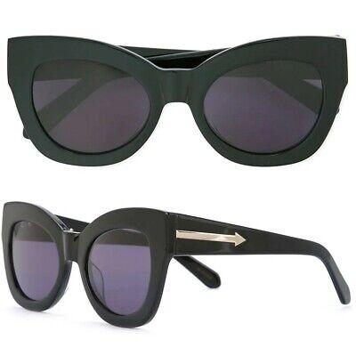 Karen Walker Northern Lights Black Sunglasses SOLD OUT