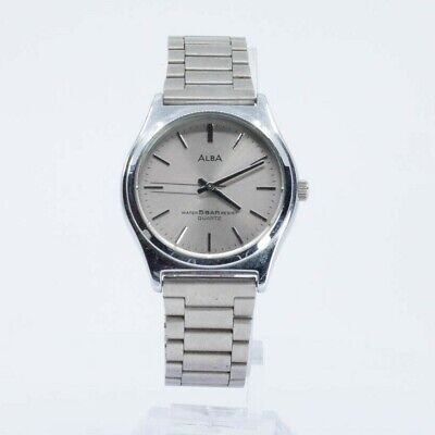SEIKO ALBA QUARTZ V510-6V50 Watch JDM