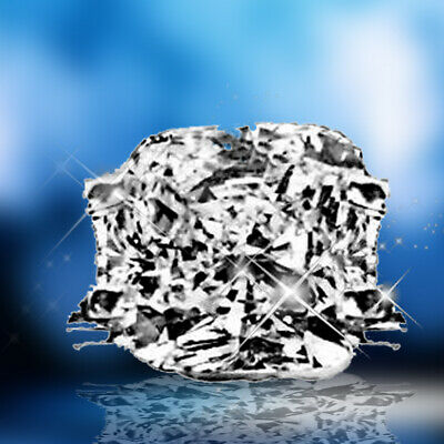 GIA CERTIFIED CUSHION SHAPE DIAMOND I COLOR VS1 CLARITY 4.75 CT LOOSE DIAMOND