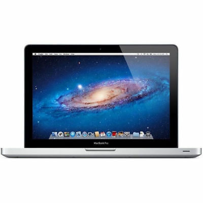 Apple MacBook Pro Core i5 2.5GHz 4GB RAM 500GB HD 13