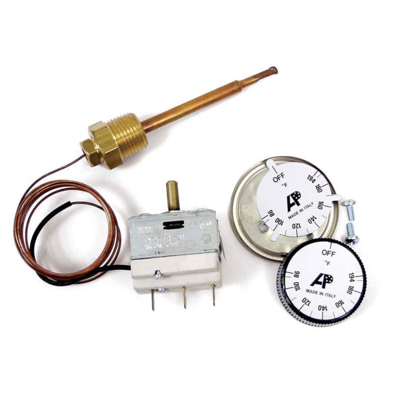 Thermostat, Panel Mount 248 deg. F (430058)